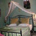 notre  tres agréable chambre