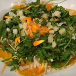 Mauro's Blood Orange & Arugula Salad, Bellavista, Brunate