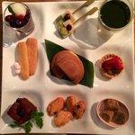 Degustazione di wagashi