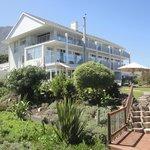 Villa mit hübschen Garten