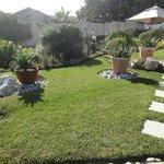 Liebevolle Garten