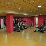 *Fitnessbereich