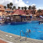 Main pool and bar!
