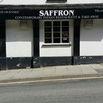 Saffron in knighton