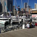 The Boat Show at Darling Harbour