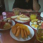 notre petit-déjeuner