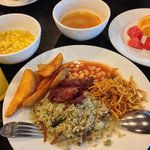 Breakfast at Amansari City Centre