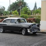 55 chevy tour to Havana