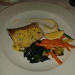 основное блюдо, рыба (обед)