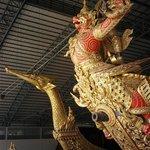 The Golden Swan barge - Suphannahongsa