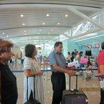 Denpasar Int. airport