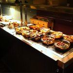 The carvery and other main courses