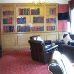 a nice lounge