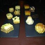 Very nice desserts