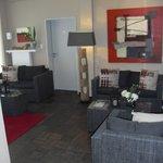 Lounge mit kostenloses W-Lan
