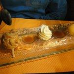 Glace au beurre salé