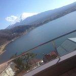 Greetings from Mt Fuji 1