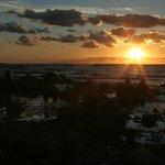 Sunset at Grand Traverse Lighthouse