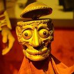Tibetan ornament of human bones