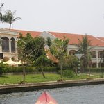 Anantara from the water