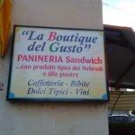 Photo de Panineria la Boutique Del Gusto