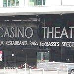 Entrée extérieur casino