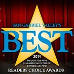 2014 Winner BEST Pizza & BEST Italian Cusine