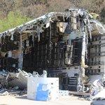 747 Crash Site (during Studio Tour)