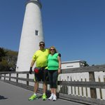 Our Anniversary on Ocracoke