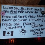 Canada thinks you should visit this bar!