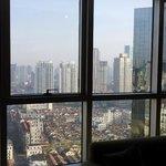 Vista magnifica sulla città