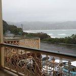 ocean facing view