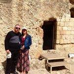 Túmulo de José de Arimatéia! Emprestado a Jesus Cristo por apenas três dias! Depois não precisou