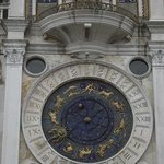 Relógio da torre.