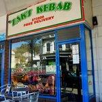 Zak's Kebab, Llandudno