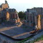Amphitheater , Taormina