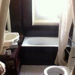Salle de bain chambre Mery