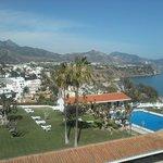 ¿Quién no disfrutaría con estas vistas desde su terraza?