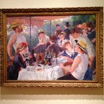Luncheon of the Boating Party  ( 1880-81) Pierre-Auguste Renoir