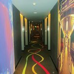 Funky Hallways