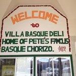 Foto de Villa Basque Deli