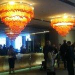 lobby at the Nhow