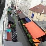 vista rue de Seine