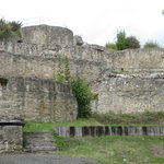 Kyrburg Ruine
