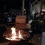 1904 Cafe: Italian & Wood fired Pizza's Sat 19/4 with Muso's Jane & Mark.