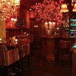Fabulous cocktail bar