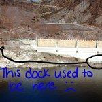 Hoover Dam dock