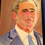 Great artwork by our former president