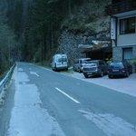 road to Logarska valley