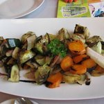 Galician style vegetables